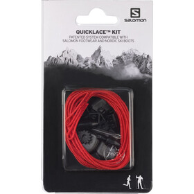 Salomon Quicklace Kit, red